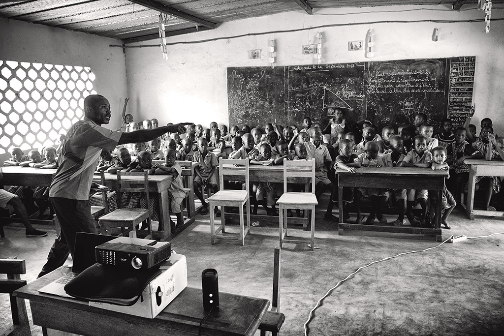 À l'école des sentinelles